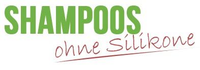 Shampoos ohne Silikone