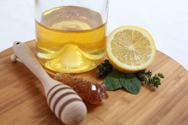 Haarkur mit Honig selber machen
